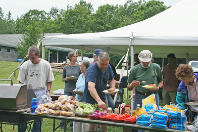WP Blue HIll Co-op 40th Picnic AB 072414