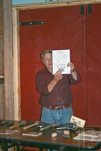 CP Wilson Museum Granite Talk Speaker AB 072414