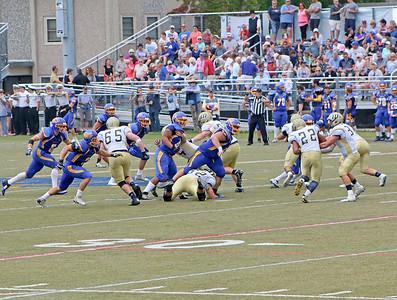 Mariners tackle