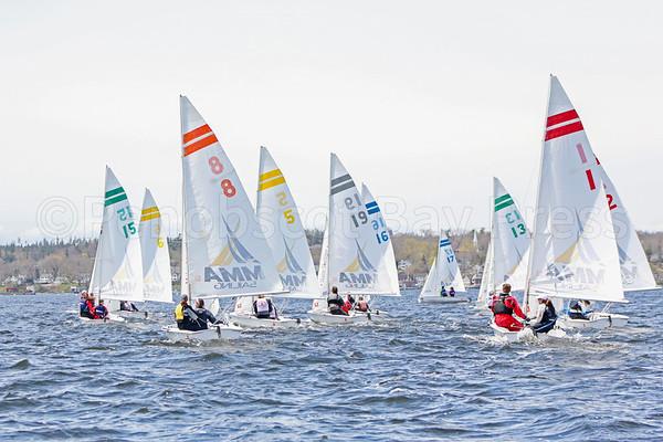 SportsCP; Downeast; regatta; fleet; 051817; sailing