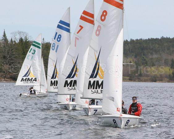 SportsCP; Downeast; regatta; start; 051817; sailing
