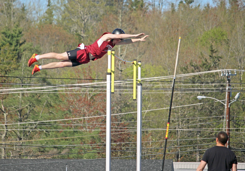 Sports; track; county; meet; pole; vault; 052517 Alex Taylor-Lash soars 10